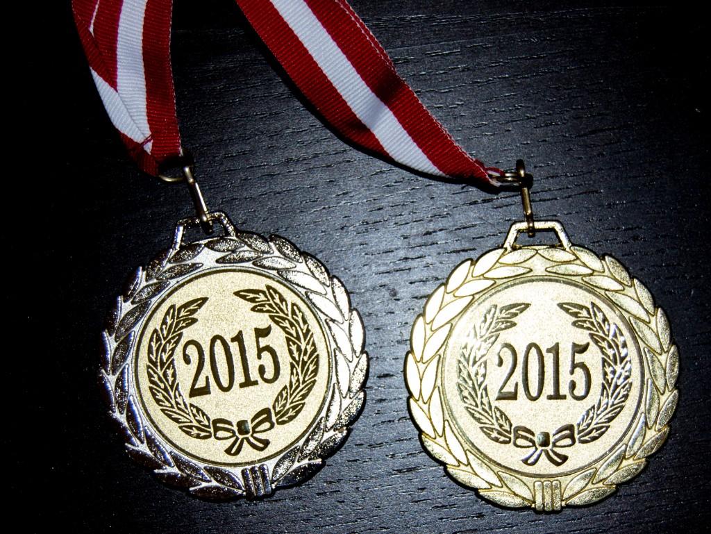 Finale runderne til DGL 2015