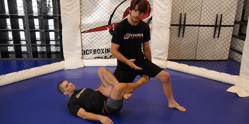 Knee Reaping er tilladt fra let øvede og op